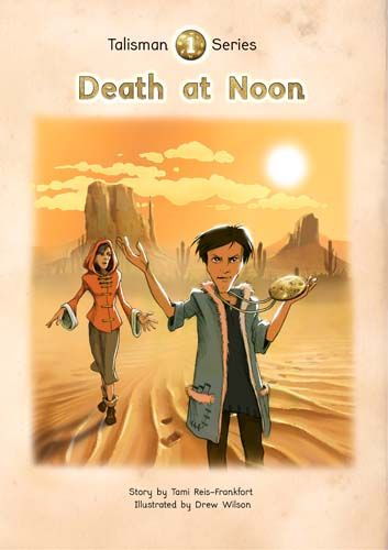Death at Noon Badger Learning