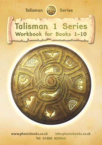Talisman 1 Series Workbook Badger Learning