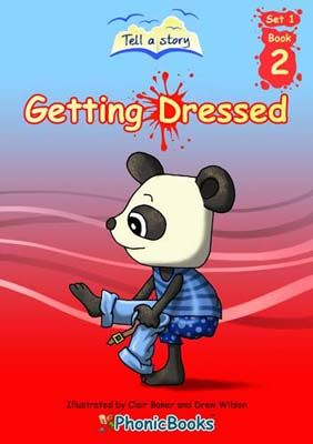Getting Dressed Badger Learning