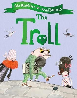 The Troll - Pack of 6 Badger Learning