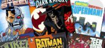 DC Comic Pick and Mix