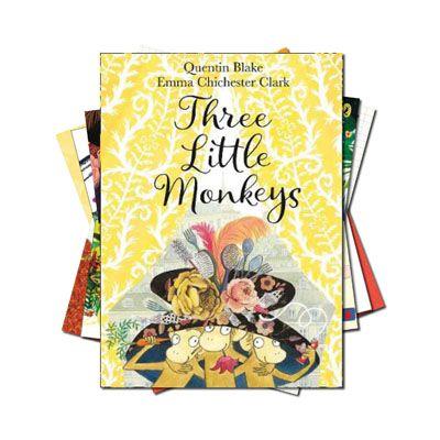 Age 5-6: New Picture Books