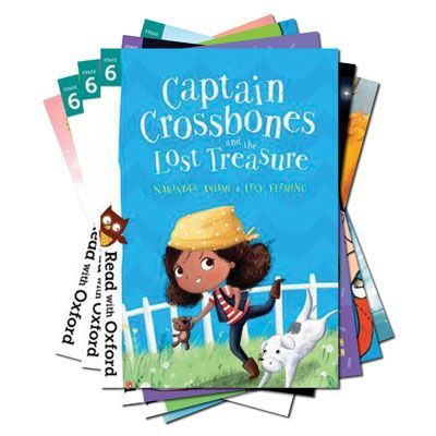 Age 6-7: New Fiction for Developing Readers