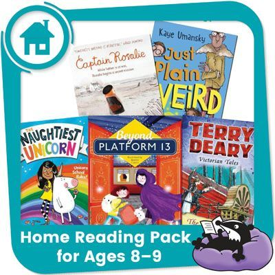 Home Reading Pack for Year 4 — Magic & Mayhem