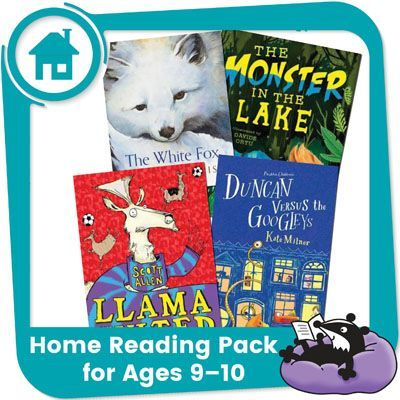 Home Reading Pack for Year 5 — Monsters & Mysteries