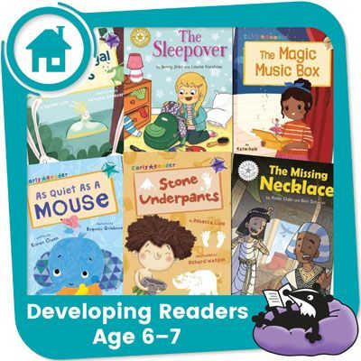Home Reading Pack for Developing Readers in Year 2