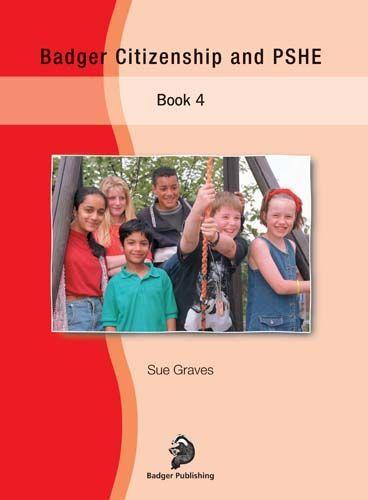 Citizenship & PSHE KS2 Pupil Book 4 for Year 6