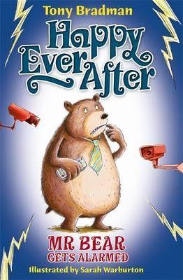 Mr. Bear Gets Alarmed