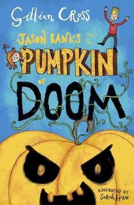Jason Banks & the Pumpkin of Doom