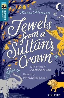 Jewels from a Sultan's Crown