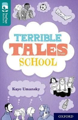 Terrible Tales From School