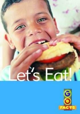 Let's Eat (Go Facts Level 2)