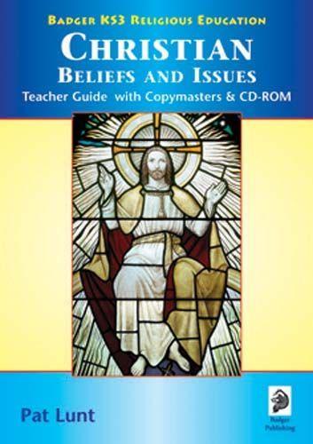 KS3 RE: Christian Beliefs & Issues Teacher Book + CD