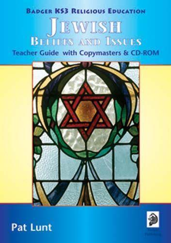 KS3 RE: Jewish Beliefs & Issues Teacher Book + CD