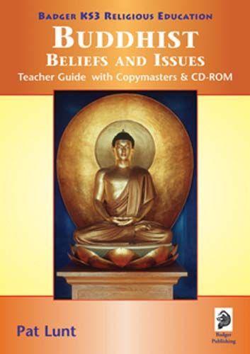 KS3 RE: Buddhist Beliefs & Issues Teacher Book + CD