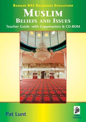 KS3 RE: Muslim Beliefs & Issues Teacher Book + CD