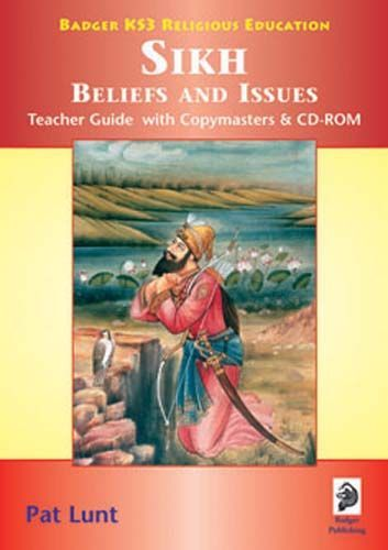 KS3 RE: Sikh Beliefs & Issues Teacher Book + CD