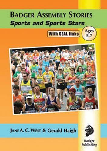Sports & Sports Stars KS1 Assembly Stories