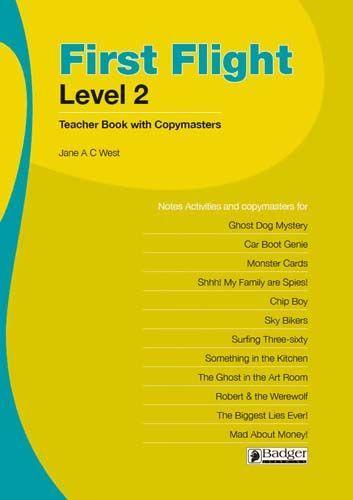 First Flight Level 2 Teacher Book + CD