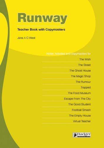 Runway Teacher Book + CD