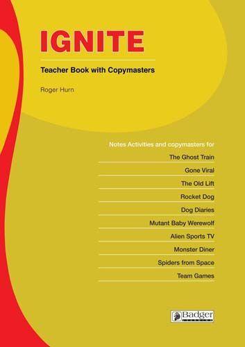 Ignite Teacher Book & CD