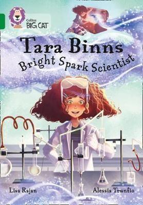 Tara Binns: Bright Spark Scientist