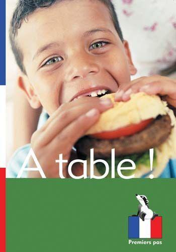 Premiers Pas: A table!