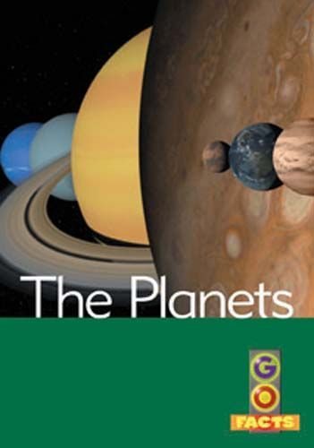 The Planets (Go Facts Level 4)