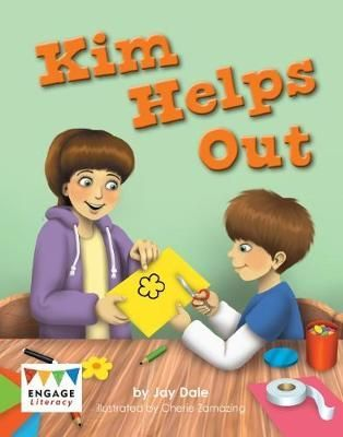 Kim Helps Out