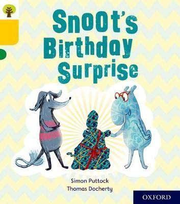 Snoots Birthday