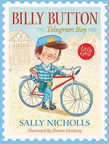 Billy Button, Telegram Boy - Pack of 6