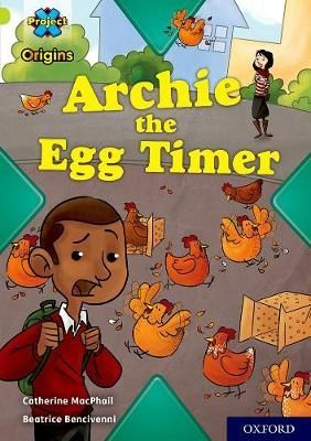 Archie the Egg Timer