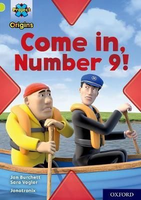 Come in, Number 9!