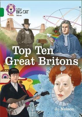 Top Ten Great Britons