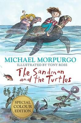 The Sandman and the Turtles - Pack of 6