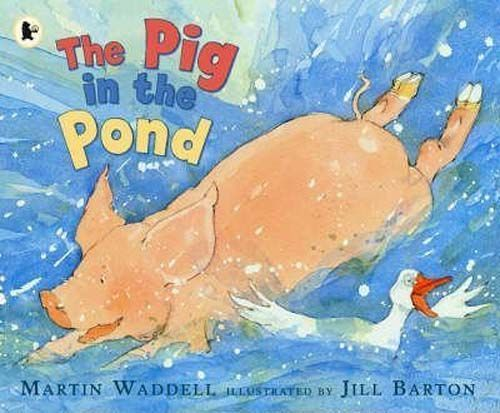 The Pig in the Pond - Pack of 6
