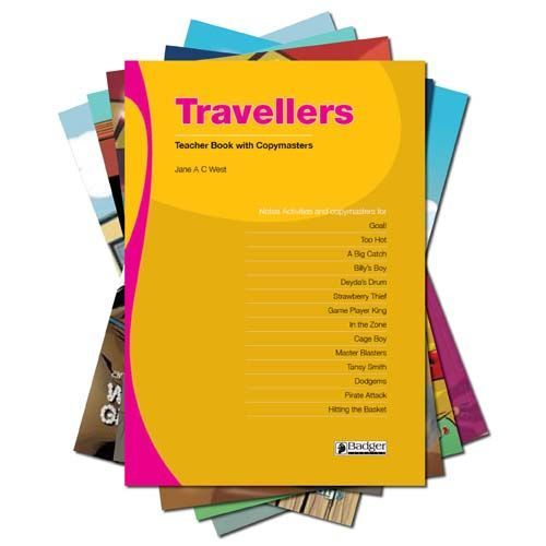 Travellers - Complete Pack with Teacher Book + CD
