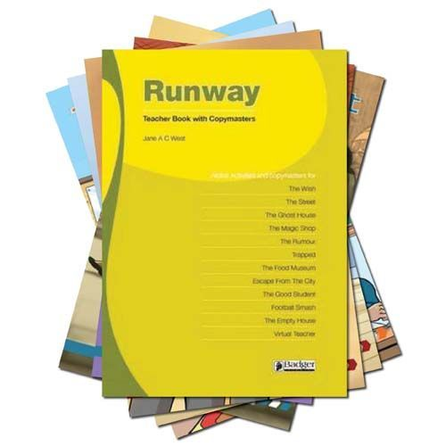 Runway - Complete Pack with Teacher Book + CD