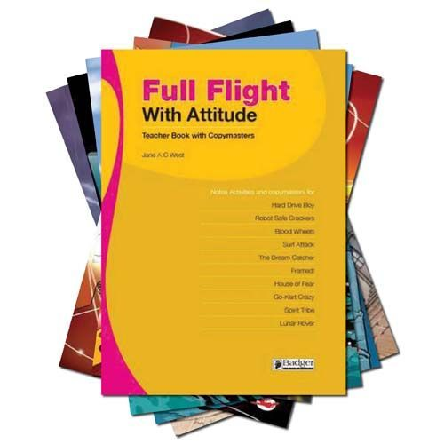 Full Flight With Attitude - Complete Pack with Teacher Book + CD