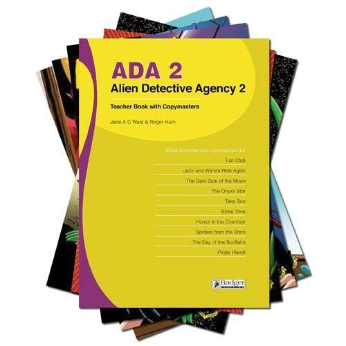 Alien Detective Agency II - Complete Pack with Teacher Book + CD