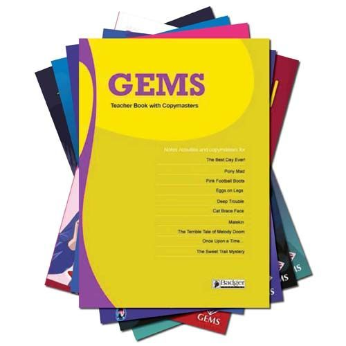 Gems - Complete Pack with Teacher Book + CD