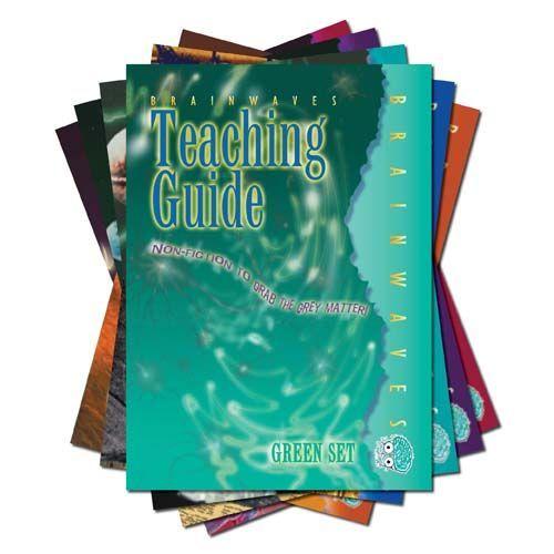 Brainwaves Green Guided Reading Set