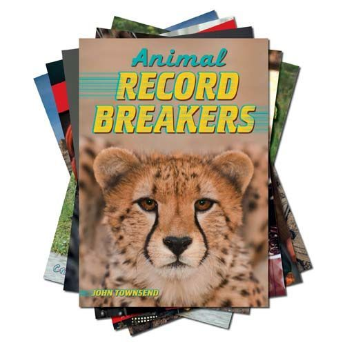 WOW! Facts Brown - Readers Pack