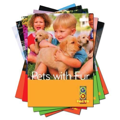 Go Facts complete set of 48 books
