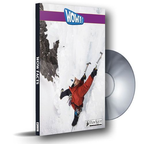 WOW! Facts Purple - eBook PDF CD