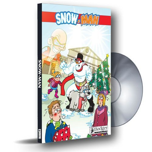 Snow-Man - eBook PDF CD