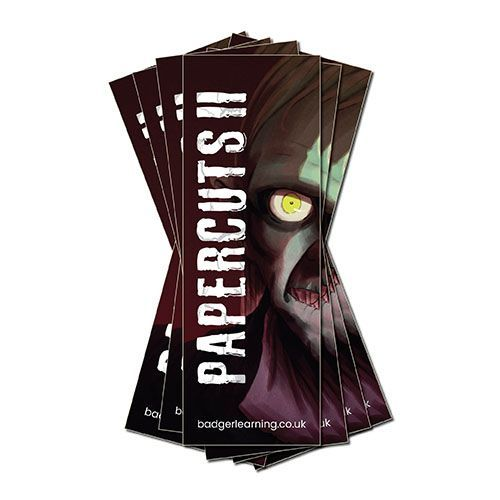 Papercuts II Bookmarks