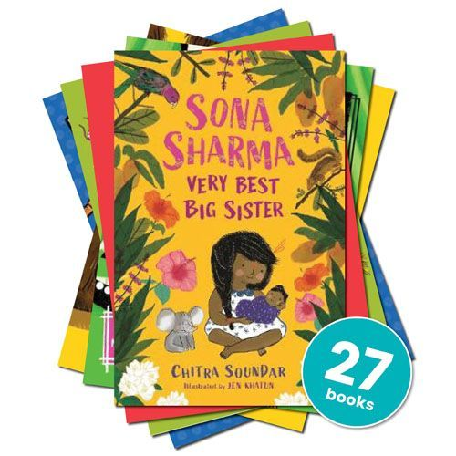 Age 5-7: Suitable Books for Super Confident Readers in KS1 (Lime to Grey)