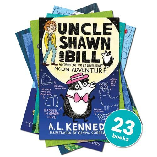 Age 7-9: Suitable Books for Super Confident Readers in LKS2 (Dark Blue to Dark Red)