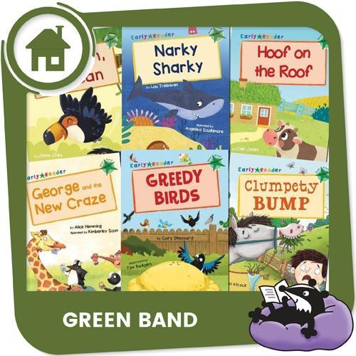 Home Reading Green Band
